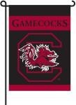 South Carolina Gamecocks 2-Sided Garden Flag
