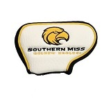 Southern Miss Golden Eagles Blade Team Golf Putter Cover