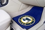 St Louis Blues NHL Two Piece Car Mat