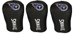 Tennessee Titans Set of Three Mesh Headcovers