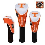 Tennessee Volunteers Nylon Graphite Golf Set of 3 Headcovers