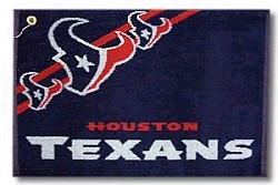 Houston Texans Jacquard Towel