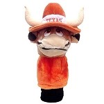 Texas Longhorns Mascot Golf Headcover