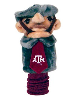 Texas A&M Aggies Mascot Golf Headcover