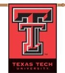 Texas Tech Red Raiders 2-Sided 28