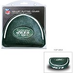 New York Jets NFL Golf Mallet Putter Cover