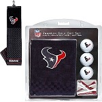 Houston Texans Golf Gift Set