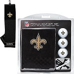 New Orleans Saints Golf Gift Set