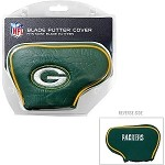 Green Bay Packers Blade Putter Cover