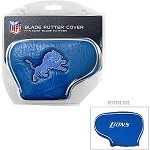 Detroit Lions Blade Putter Cover