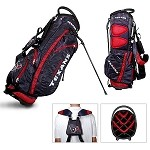 Houston Texans Team Golf NFL Fairway Stand Bag