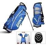 Detroit Lions Team Golf NFL Fairway Stand Bag