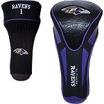 Baltimore Ravens NFL Golf Apex Driver Cover