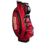Arizona Coyotes NHL Team Golf Victory Cart Bag