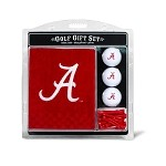 Alabama Crimson Tide Embroidered Golf Gift Set