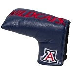 Arizona Wildcats Vintage Blade Putter Cover
