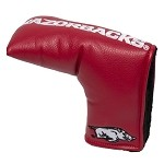 Arkansas Razorbacks VintageTour  Blade Putter Cover