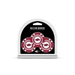 Arkansas Razorbacks 3 Pack Poker Chip