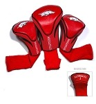 Arkansas Razorbacks Contour Head Covers