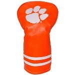 Clemson Tigers Vintage Driver Head Cover