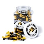 Colorado Buffaloes 175 Tee Jar
