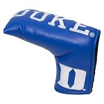 Duke Blue Devils Vintage Blade Putter Cover