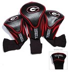 Georgia Bulldogs Contour Head Covers