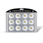 Georgia Tech Yellow Jackets Dozen Pack Balls