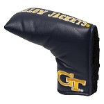 Georgia Tech Yellow Jackets Vintage Blade Putter Cover