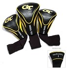 Georgia Tech Yellow Jackets Contour Head Covers
