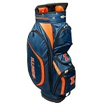 Illinois Fighting Illini Clubhouse Cart Bag