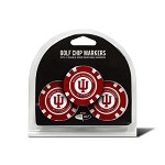Indiana Hoosiers 3 Pack Poker Chip