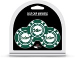 South Florida Bulls 3 Pack Poker Chip