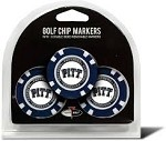 Pittsburgh Panthers 3 Pack Poker Chip