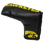 Iowa Hawkeyes Vintage Blade Putter Cover