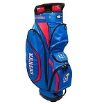 Kansas Jayhawks Clubhouse Cart Bag