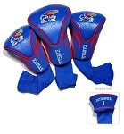 Kansas Jayhawks Contour Head Covers