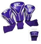 Kansas State Wildcats Contour Head Covers