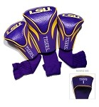 Louisiana State University (LSU) Contour Head Covers