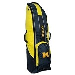 Michigan Wolverines Travel Bag