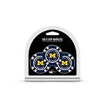 Michigan Wolverines 3 Pack Poker Chip