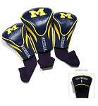 Michigan Wolverines Contour Head Covers