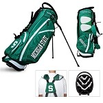 Michigan State Spartans Golf Fairway Stand Bag
