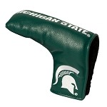 Michigan State Spartans Vintage Blade Putter Cover