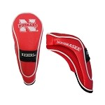 Nebraska Cornhuskers Hybrid Golf Head Cover