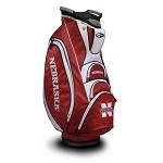 Nebraska Cornhuskers Team Golf Victory Cart Bag
