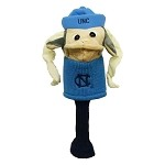 North Carolina Tar Heels Mascot Golf Headcover
