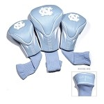 North Carolina Tar Heels Contour Head Covers
