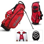 North Carolina State Wolf Pack Golf Fairway Stand Bag