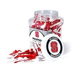 North Carolina State Wolfpack 175 Tee Jar